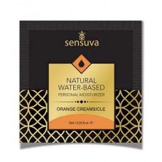 Пробник Sensuva - Natural Water-Based Orange Creamsicle (6 мл)