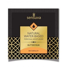 Пробник Sensuva - Natural Water-Based Butter Rum (6 мл)